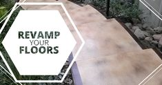 Stain your concrete indoors or out! This will make your space look extremely nice. The color options are endless! Concrete Staining, Concrete Resurfacing, Concrete Coatings, Stained Concrete, Concrete Contractor, Free Quotes, Flooring, Space, Color