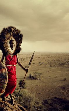 Stunning portraits of the most remote tribes left on Earth. Wow, what would it be like to switch places for a day, a week...