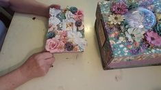 Fairy Dust Box and Mini Album