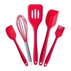 China manufacture 5 pcs names of kitchen utensils cooking tools easy cleaning hotel kitchen utensils