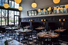 Kaper Design; Restaurant & Hospitality Design Inspiration: The General Muir