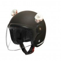 Helmet ears - Leopard Scooter Helmet, Riding Helmets, Ears, Accessories, Ear, Jewelry Accessories