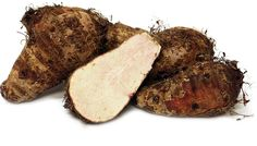 Malanga root is the rhizome, or stem, of a plant known for both its ornamental value and its edible 'cormel'. Xanthosoma sagittifolium is popular as an ornamental...