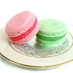 French Macarons Soap Set by Regina Panzeca