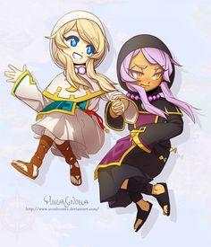 Yuelia & Noelia !!