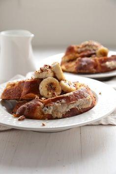 ♥ Banana Nut French Toast