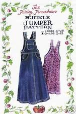 Buckle Jumper pattern CH sz by Paisley Pincushion
