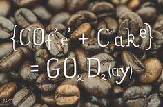 Coffee - Elixir of life?