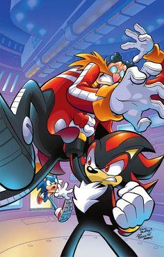 Sonic the Hedgehog Ongoing Series) 171 comic book cover art Hedgehog Drawing, Hedgehog Art, Sonic The Hedgehog, Archie Comic Books, Archie Comics, Shadow The Hedgehog, Pumpkin Wallpaper, Comic Tutorial, Sonic Funny