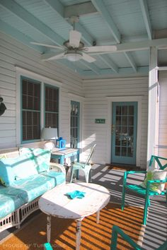 House of Turquoise: Southern Tides - Tybee Island, Georgia - Part 1