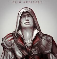 Znalezione Obrazy Dla Zapytania Ezio Auditore Crying Fan Art