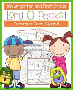 Long O PacketThese worksheets, games, books, and activities will teach the long o sound. Most pages require no prep. All are engaging for students and make learning to read and spell long o words fun. Pages Included:*Long O Rules (teaches the silent e, when two vowels go walking the first one does the talking (oa), and the -old and -ow sounds)*Toad on the Road - A long i story to illustrate, cut, and staple*Long O Game - Players move their pieces through a game board with long o words*Long O…