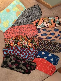fb28c1d95e0cb Lot Of 11 Pairs Lularoe OS Leggings #fashion #clothing #shoes #accessories #