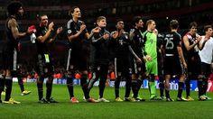 Arsenal - Bayern 1-3 |  UEFA Champions League. [19.02.13]