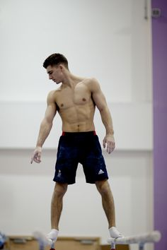 Precision and balance | parallel bar shot | Max Whitlock | DFS | #GreatBrits  #TeamGB #Gymnastics I @Maxwhitlock1 I http://www.dfs.co.uk/content/meet-max-whitlock