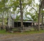 Walnut Grove Homestead: A recreation of an early Appalachian homestead, is an authentic representation of what was common to pioneer life in this region from the late 1700's until the early 1900's