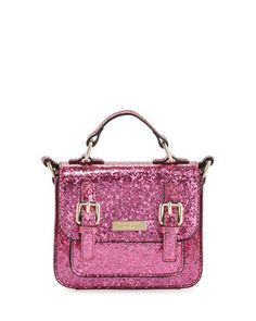 scout+girls\'+glittered+crossbody+bag,+pink+by+kate+spade+new+york+at+Neiman+Marcus.  Too Bad It's So Tiny!!!