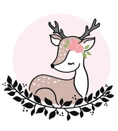 Space Themed Nursery, Calligraphy Doodles, Floral Banners, Creative Poster Design, Deer Art, Belly Painting, Dibujos Cute, Hand Embroidery Patterns, Kids Prints