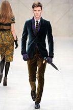 Burberry Prorsum Autumn/Winter 2012-13 London - Ready-To-Wear - Full length photos (Vogue.com UK)