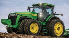 Highlighting John Deere Announcements From Throughout 2020 Old John Deere Tractors, Jd Tractors, Small Tractors, Air Seat, Utility Tractor, John Deere Equipment, Combine Harvester, Hydraulic Pump, The Row