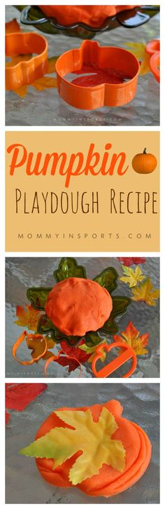 Have you ever made homemade play dough? It's easier than you think...and who wouldn't love this pumpkin scented fall sensory activity?! Whip this up after school with the kids and watch them create!
