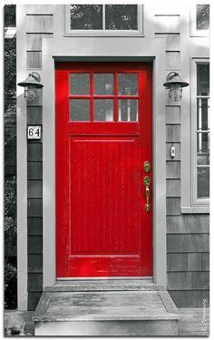 Cape Cod red in East Hampton, NJ