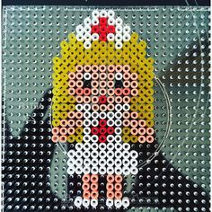 Nurse hama beads by littlenanamonkey