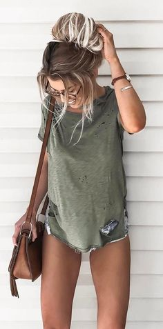 cool summer street style outfit