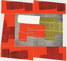 louise Nevelson (American, b. Ukraine, 1899 -1988), Untitled, 1967. Lithograph