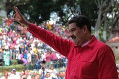 Presidente Maduro instó a los venezolanos a votar este 15 de octubre
