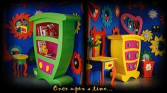 Fabulous 'Cartoon Furniture'! With any purchase made in May,10% of proceeds go to Hope For Paws animal rescue!
