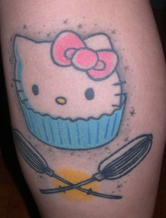 If anyone is interested in getting ANY type of unique or classic Sanrio design like this one, please hit me up ASAP! I will super hook you up. #tattoo #cute #sanrio