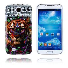 PictureCase (Tiger) Mobilskal Samsung Galaxy S4