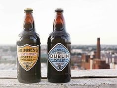 Guinness unveils two new beers, inspired by diary entries from 1796 and 1801
