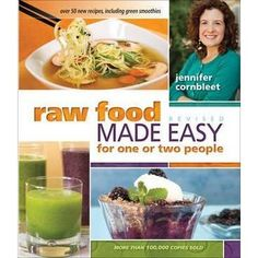 In this newly revised edition of her no-cook classic, raw-food chef and instructor Jennifer Cornbleet continues her mission to offer tast...