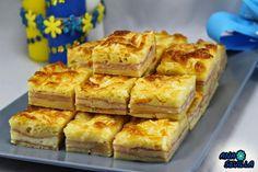 Coca de jamón y queso | Comparterecetas.com
