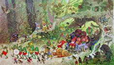 MassiveFantastic.com: Celebrating The World Of FANTASTIC Art!: Awesome Artists: Fritz Baumgarten!