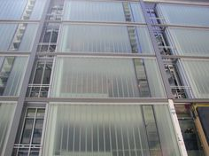 Exterior Wall Systems - Curtain Wall - Lycée Français de New York