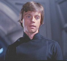 Love comes back him. He must forgive Vader.