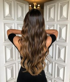 26 + Do you want to find yourself in hair designs?, 26 + Do you want to find yourself in hair designs? - 1 Try Shiny Hair Color Tones and Combination for your hair. Hair Color To enhance the beauty of y. Brown Hair Balayage, Brown Blonde Hair, Light Brown Hair, Hair Highlights, Ombre Hair, Caramel Highlights, Bilage Hair, Hair Day, Gorgeous Hair