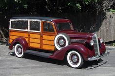 1936 Dodge Station Wagon