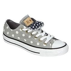 want! polka dot Converse