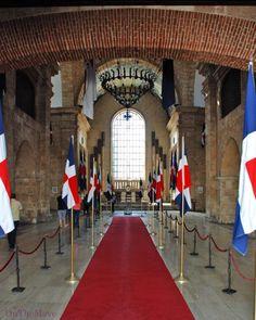 Panteon de la patria, Santo Domingo, Domenican Republic  more info on http://onthemove.com.ua/dominican-republic/