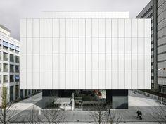 Yoshio Taniguchi, Johannes Marburg · Fabrikstrasse 10