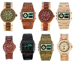 WeWood Watches - Buy A Watch, We Plant A Tree!