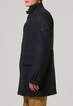 Strellson Premium - MORENO - Wollmantel / klassischer Mantel - dunkelblau