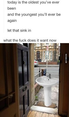 Let that sink in..