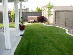 Beautiful Backyard Makeovers: This new house has a backyard that looks like it has everything going right — besides the curved landscape beds, there's a new outdoor kitchen, a hot tub and a shade structure — but it's all bland and boring. It desperately needs some color and style. From DIYnetwork.com