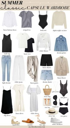 Capsule Wardrobe Women, French Capsule Wardrobe, Capsule Outfits, Fashion Capsule, Wardrobe Basics, Fall Outfits, Parisian Wardrobe, Classic Wardrobe, Simple Wardrobe