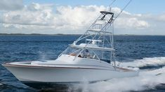 Jim Smith 48 Walkaround Total Offshore Yacht Sales Sport Fishing Boat Yacht